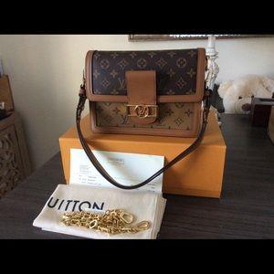Authentic Louis Vuitton Dauphine MM - w/receipt